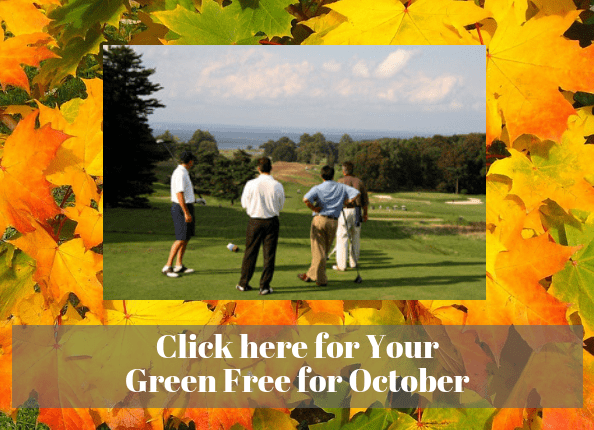 Free Oct Green Fee